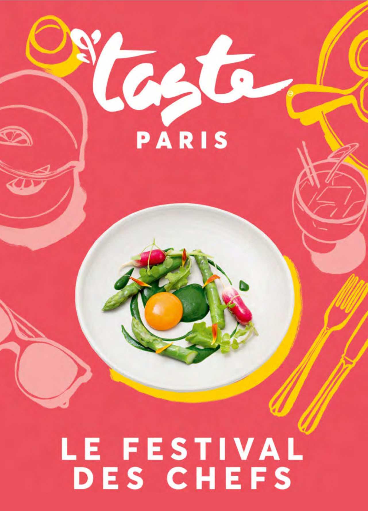 Ferias en París 2020 Taste of Paris