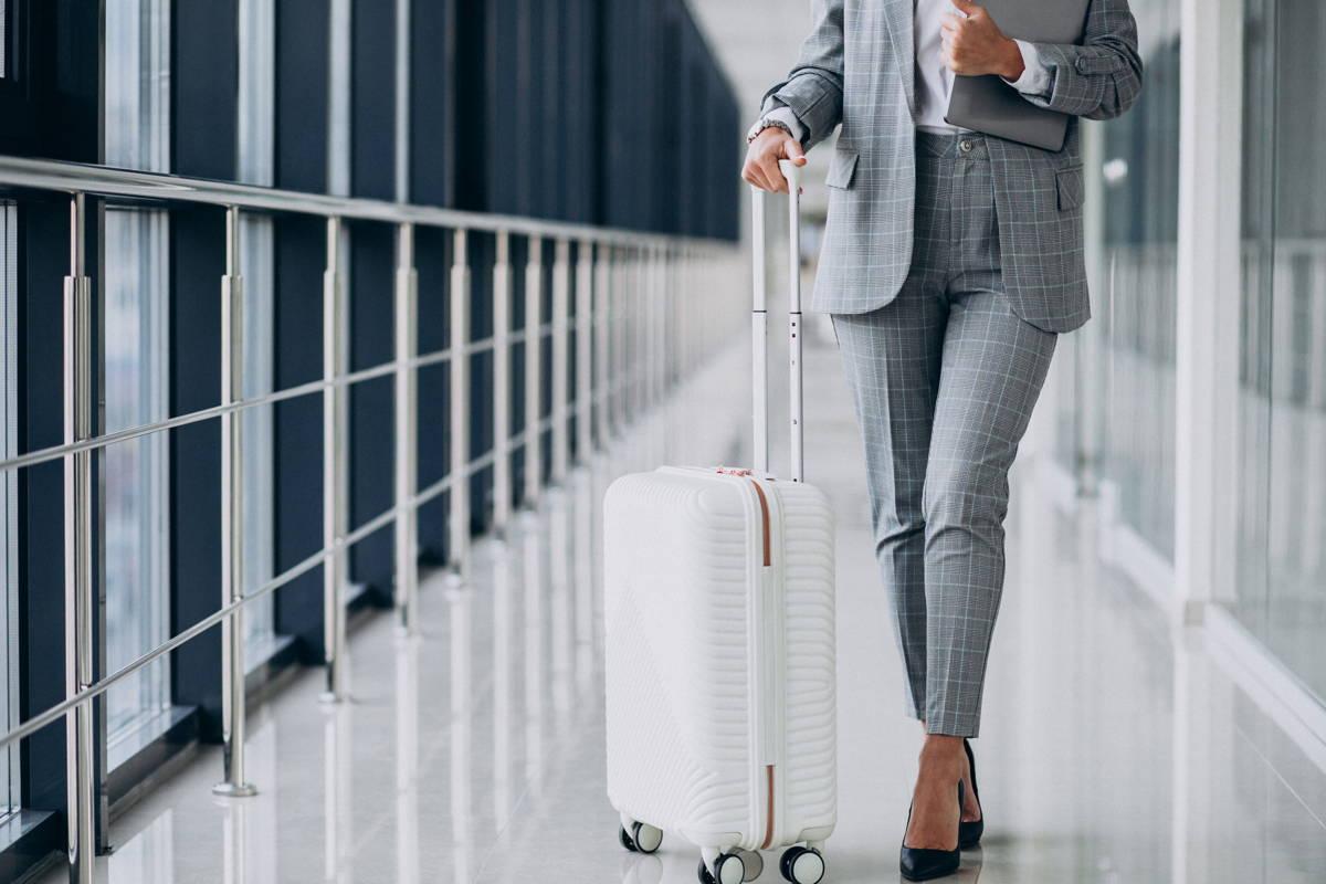 viaje de negocios
